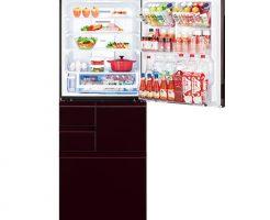 シャープの冷蔵庫「どっちもドア」のラインナップと機能