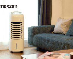 エアコン無しでも、温冷風扇で1年中快適に生活できる!