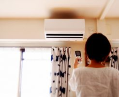 エアコンの除湿正しく使えてる?その使い方間違っているかも